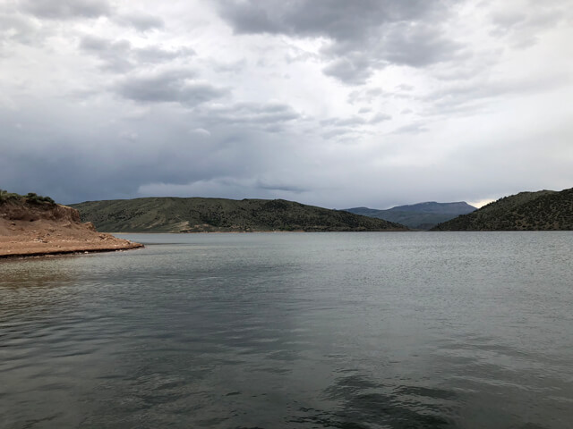 Colorado Waters Fished: Twin Lakes Reservoir