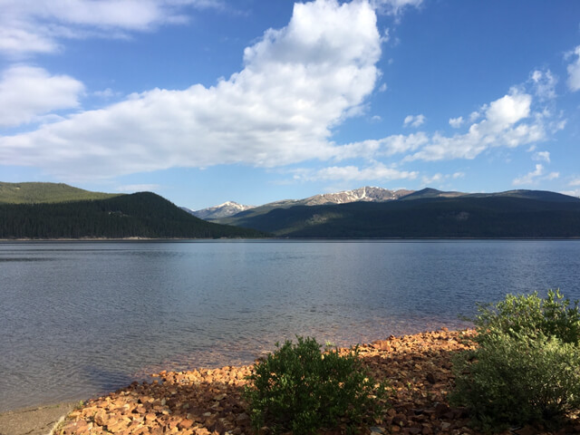 Colorado Waters Fished: Turquoise Reservoir